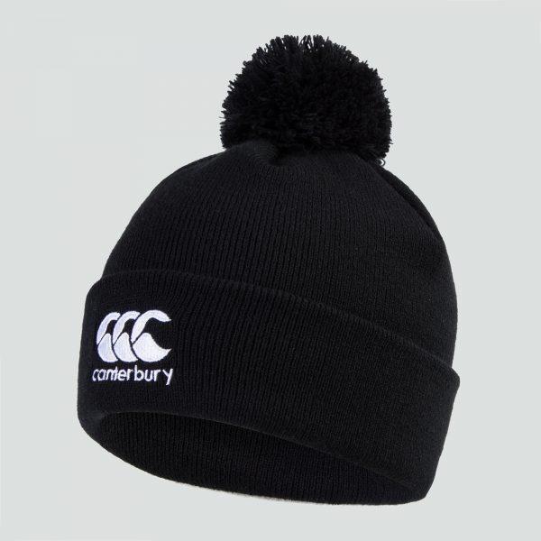 Bobble Hat Black