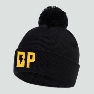 BP Bobble Hat Black