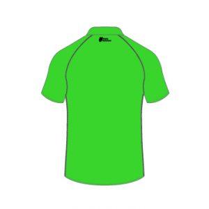 Rugby Nederland 2020 Referee Jersey Green