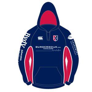 SRFC Club Hoody Junior - Navy