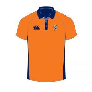 CCB Cricket SS Shirt Jr Orange PRE ORDER