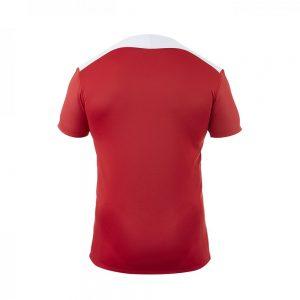 Vapodri Challenge Jersey Hooped - Red White